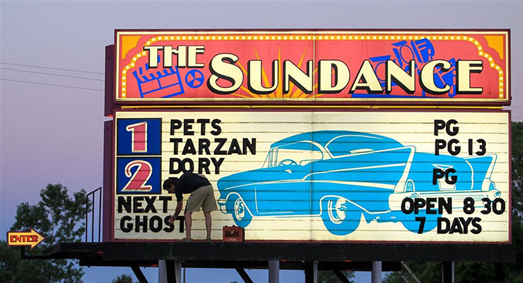 Sundance Drive-In Theater