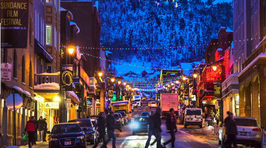 city Sundance film Festival