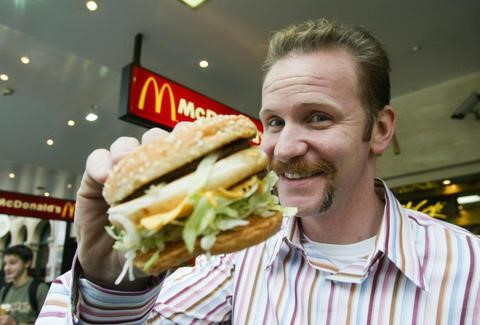 Super Size Me - Morgan Spurlock