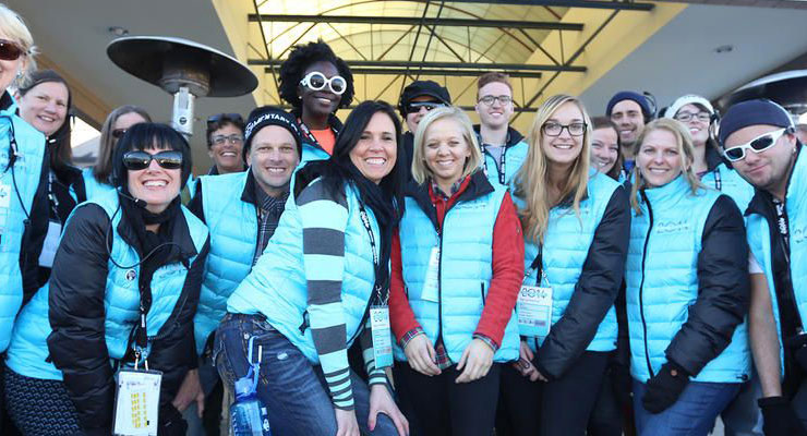 Volunteer at Sundance Fim Festival