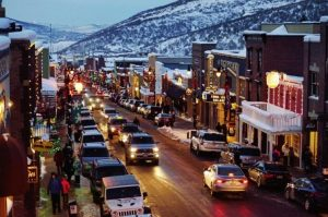 sundance film festival park city traffic