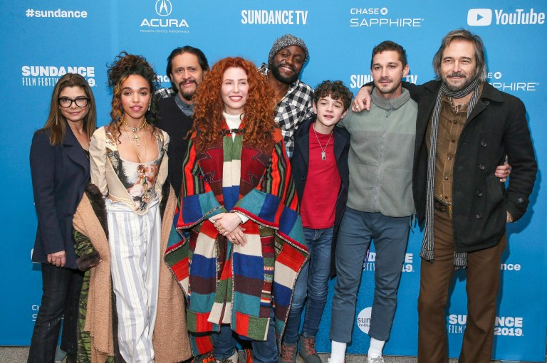 "2019 Sundance Film Festival - ""Honey Boy"" Premiere, Park City, USA - 25 Jan 2019"
