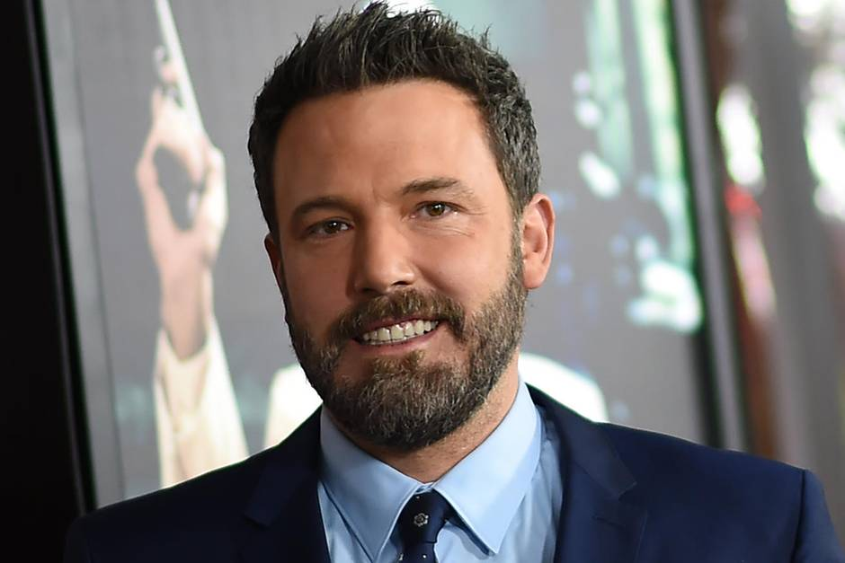 Ben Affleck at Sundance 2020