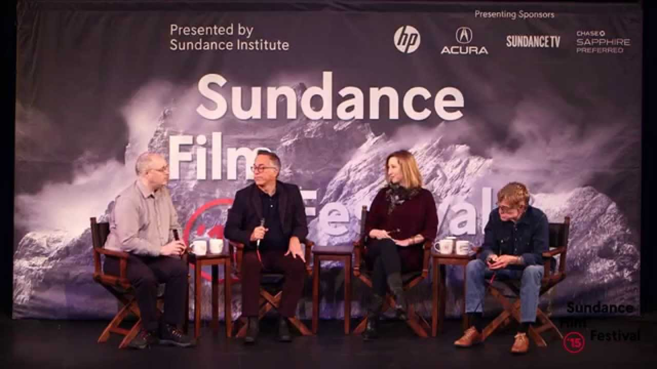 Sundance Press Conference