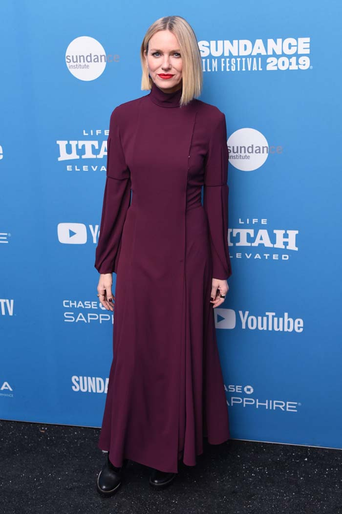 Best Dressed Celebrities at 2019 Sundance Film Festival naomi